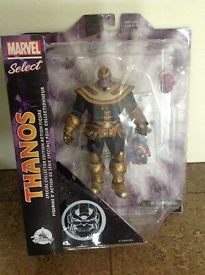 Marvel Select Avengers Infinity War Thanos Collectors Figure  Exclusive new