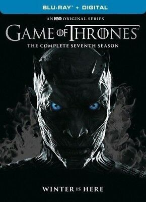 Game of Thrones The Complete Seventh Season Blu-ray with Limited-Time Bonus Disc