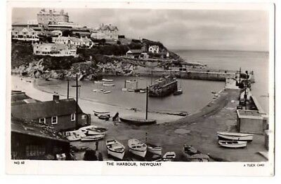Newquay - The Harbour - unposted