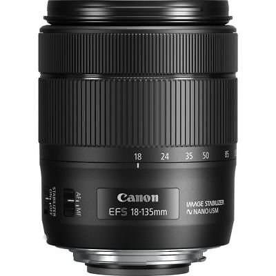 Canon EF-S 18-135mm F3.5-5.6 IS USM Lens FREE NEXT DAY SPECIAL DELIVERY-UK