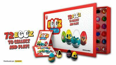 Caja Eggz World de Panini  Collector Box especial envio 24/48 horas