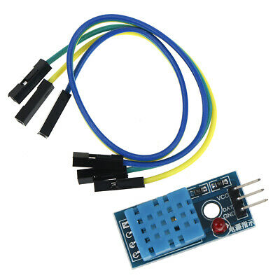 DC 3.3V-5V elecFRonics DHT11 temperature and relative humidity sensor module FR