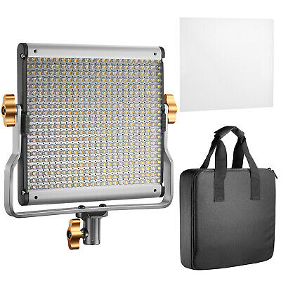 Neewer JYLED-500S 480 LED Video Light with U Bracket for YouTube Outdoor Video