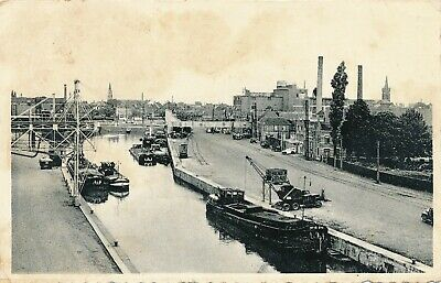 CPA - Belgique - Roeselare - Roulers - Roulers - Panorama canal