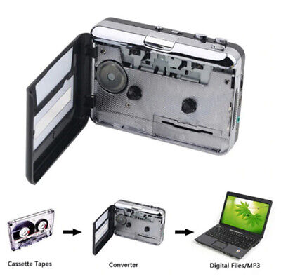 Convertisseur Cassette Audio USB Walkman MP3 Capture Audio