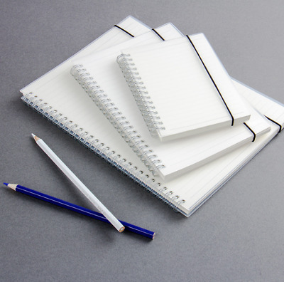 A6/A5/B5 Frosted Cover Spiral Notebook 80 Page Office Student Writing Notebook