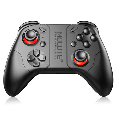 MOCUTE Bluetooth Wireless Gamepad Joystick Joypad Game Controller for PC Android
