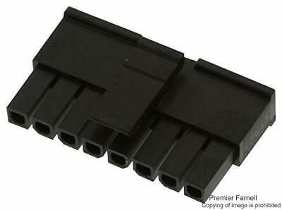 Molex - 43645-0800 - Connector Housing, Rcpt, 8Pos,20Pk