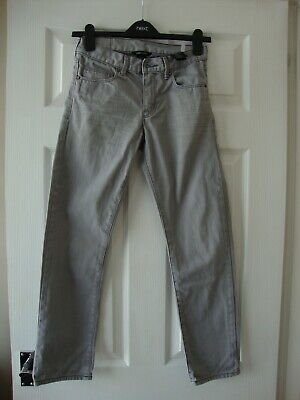 H&M Young Boys Grey Slim Fit Jeans size Eur 152 (11-12 years)