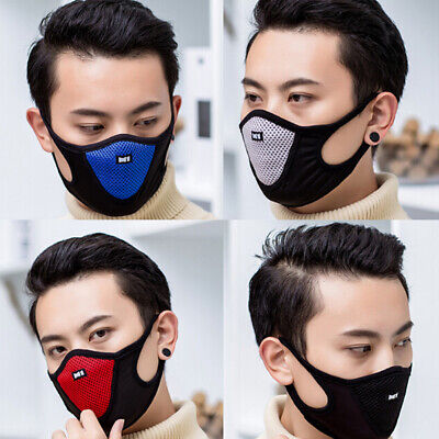 Anti dust mask filter outdoor sports anti-pollution gas anti pollution mask FR