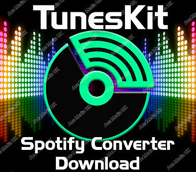 Tuneskit Spotify Music Converter| Software for Windows XP, Vista,7,8,10 Download