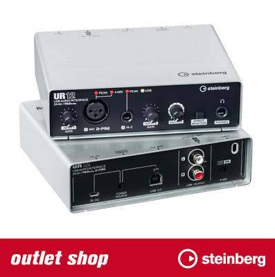 Steinberg UR12 - USB Audio-Interface