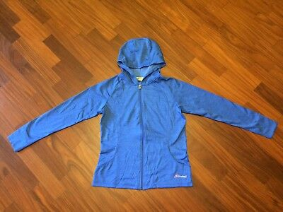 CLOUDVEIL -Felpa Donna Cappuccio/Women's Hoodie Outdoor Travel Trekking Mountain
