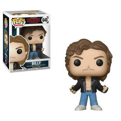 Stranger Things #640 - Billy at Halloween - Funko Pop! Television (Brand New)
