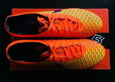 586b879cf NIKE MAGISTA OPUS FG Pro – Orange / Volt / Red Purple - RRP £190 ...