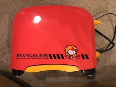 Hello Kitty Evangelion Collaboration Pop-Up Tostapane Kawaii Carino Limitata