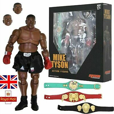 New Iron Mike Tyson 1//12 Scale Action Figure 17CM Toy with Box