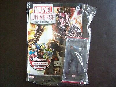 Panini Marvel Universe Figurine Collection # 34 Winter Soldier