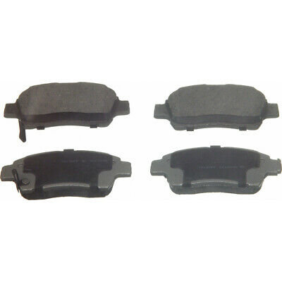 Disc Brake Pad Set-ThermoQuiet Disc Brake Pad Front fits 01-07 Toyota Highlander