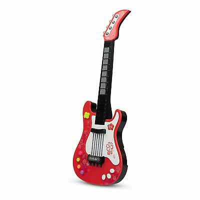 Aperfectlife Kids Electric Guitar Toys With Vibrant Sounds No String Musical Ins