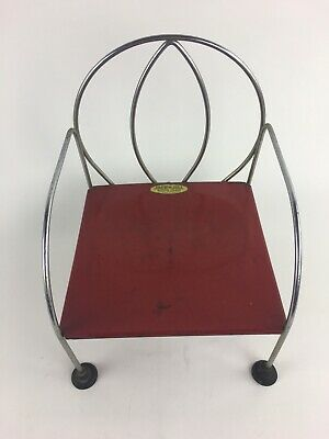Vintage 1950's Jack-N-Jill Kiddie Chair Child's Booster Seat National Production