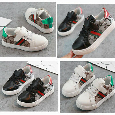 Baby Kids Toddler Girls Boys Air permeable non-skid casual shoes Trainers Shoes