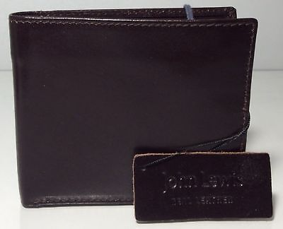John Lewis Leather Wallet With RFID 2
