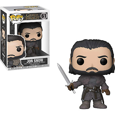 Game of Thrones #61 - Jon Snow - Funko Pop! Game of Thrones - Brand New