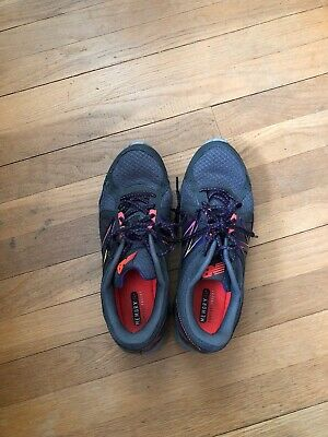 6ca5ac186003d NEW BALANCE 750V3 Womens Running Shoes Size 10 Gray Purple Coral ...