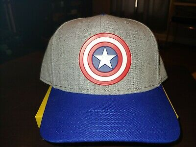 03fd5f791 NEW ERA IRON Man Hat Men 950 Breaker Snap Adjustable Baseball Cap ...
