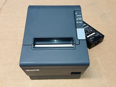 Epson TM-T88V Point Of Sale (POS) USB Thermal Receipt Printer