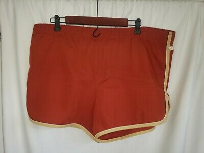 Vintage Jantzen Swim Trucks Red Size 40