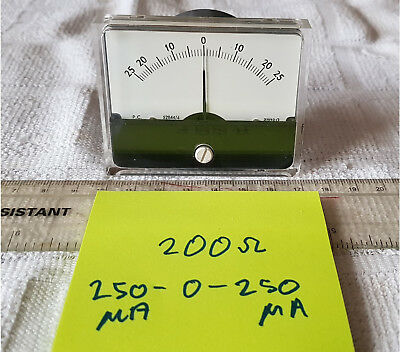 Moving Coil Meter