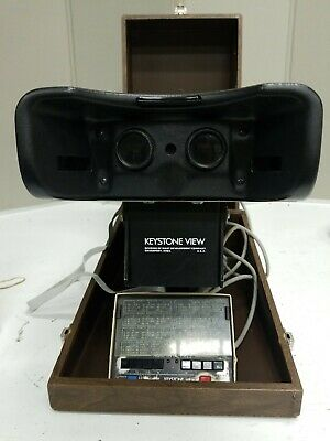 Keystone View Driver Vision Sceener Model DVS II Unit w/ Screener CDSL