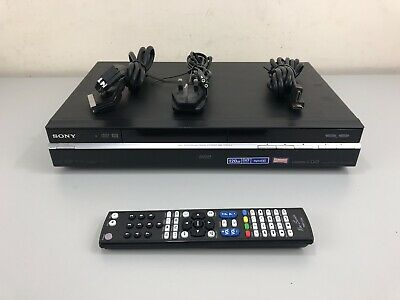 Sony RDR-HXD790 DVD Recorder, 120GB Hard Drive HDD & FREEVIEW, HDMI