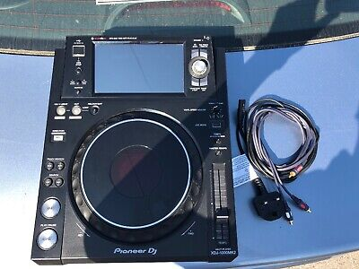 Pioneer XDJ 1000 MK2 Good Condition