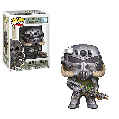 Fallout #370 - T-51 Power Armor - Funko Pop! Games (Brand New)