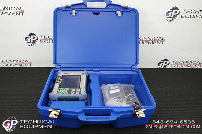 Olympus Epoch 650 Compact Handheld Ultrasonic Flaw Detector Software Extras NDT