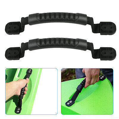 Rubber Boat Luggage Side Mount Carry Handles Fitting For Kayak Canoe Boat D8F6