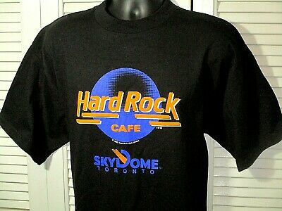 2a8e86eb HARD ROCK CAFE XL 2 White T-Shirts from Toronto's Skydome - Never ...