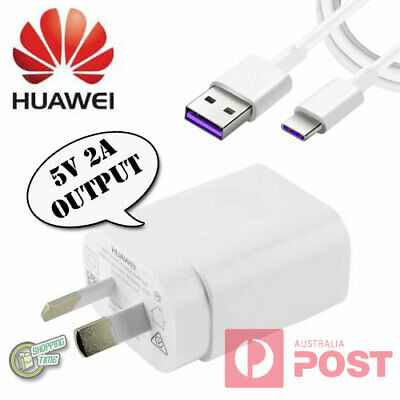 Original Genuine HUAWEI AC WALL CHARGER for Mate 9 10 20 Lite X 20X Pro P20 P30