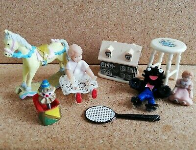 Toys for 1/12 Dolls House Bedroom Nursery or Toy Shop
