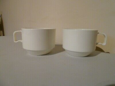 Vintage Collectible Airline Cups - Display Prop
