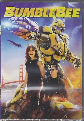 Dvd BUMBLEBEE • TRANSFORMERS nuovo 2018