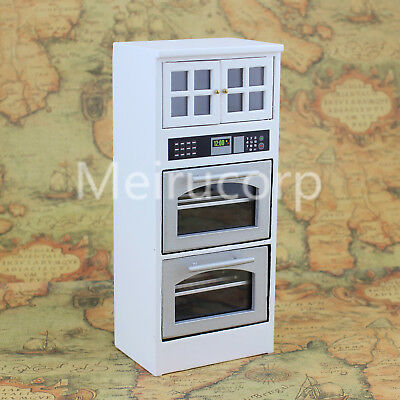 Dollhouse miniature 1/12 scale Kitchen furniture Appliance Disinfection cabinet