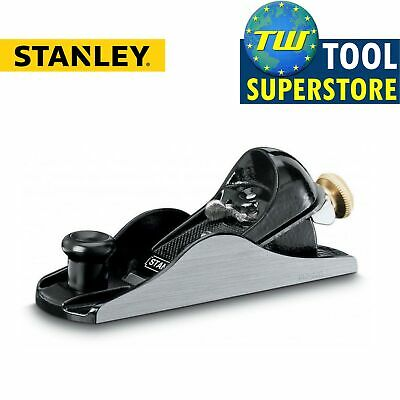 Stanley STA112220 Adjustable Block Plane 180mm General Purpose Plane – STA112220