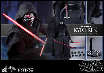 HOT TOYS STAR WARS The Force Awakens KYLO REN MMS320 1/6 Scale Figure