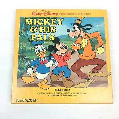 Walt Disney Mickey and His Pals Super 8 Reel