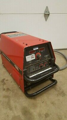 Lincoln Invertec V350PRO Multi Process Welder MIG TIG Stick Arc