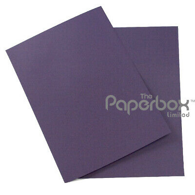 matte double sided luxury A4 Taupe Grey Craft Paper 140gsm Choose pack size